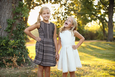 Christianson Girls- Fall 2017