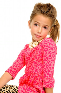 Sarasota Kids Modeling Headshots Photography