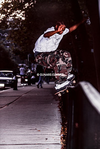 Harold Hunter smith grind