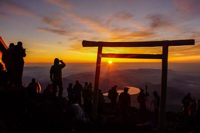 Mt. Fuji 2016 Season