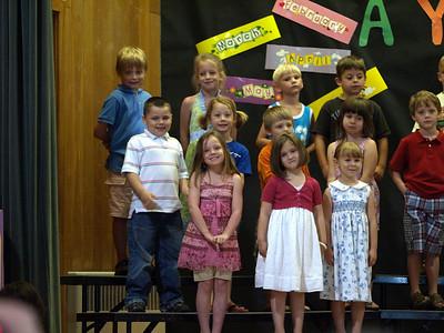 Talen's Kindergarten Graduation