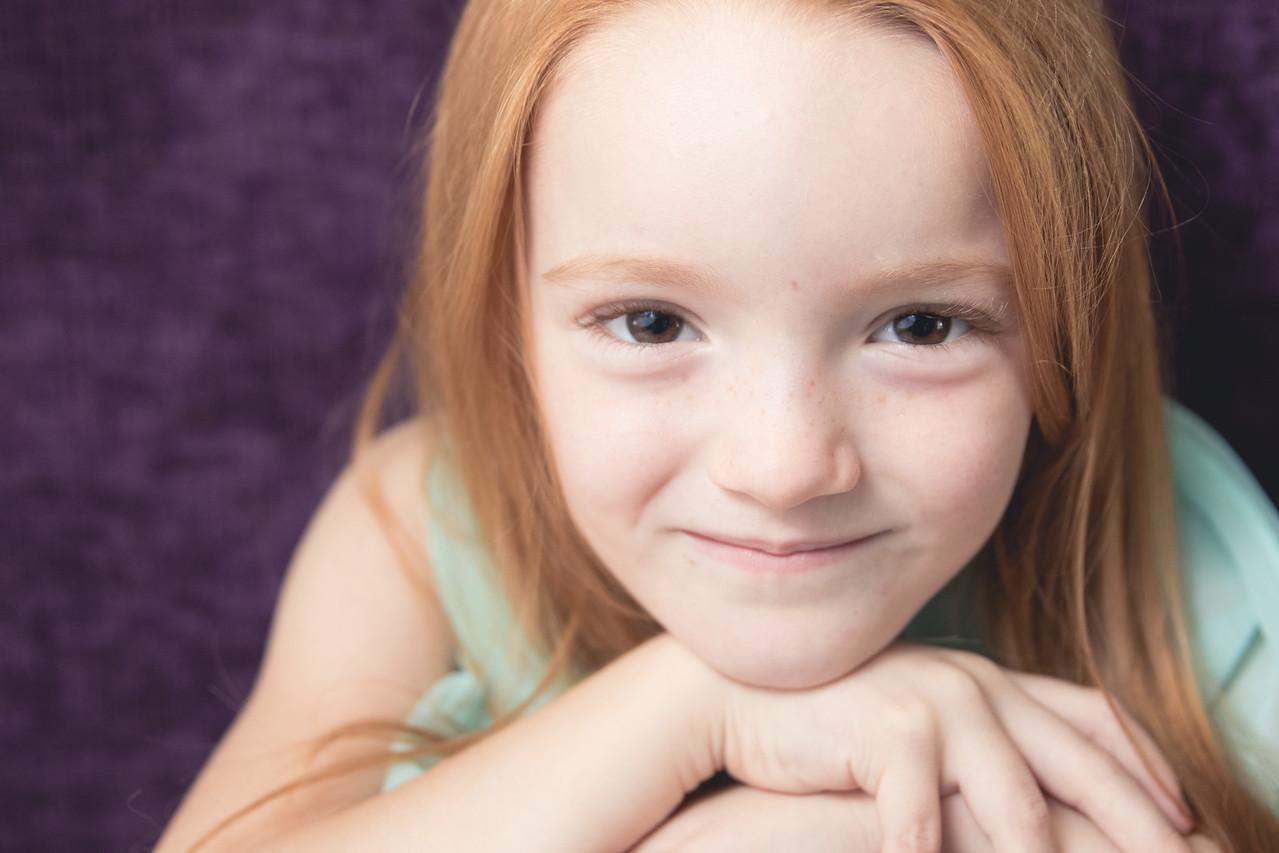 Kent City, MI child photography