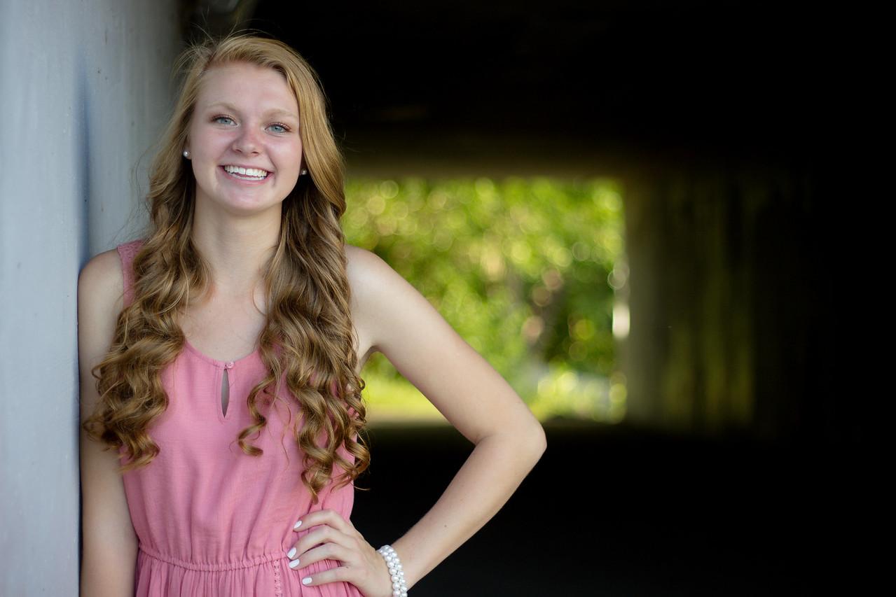 Grand Rapids, MI senior girl photography