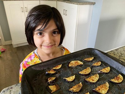 Eggplant Bakes!