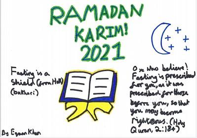 Eqaan Mahmood Khan's Ramadan Reminder!