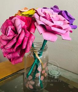 Haniya's wonderful flowers!