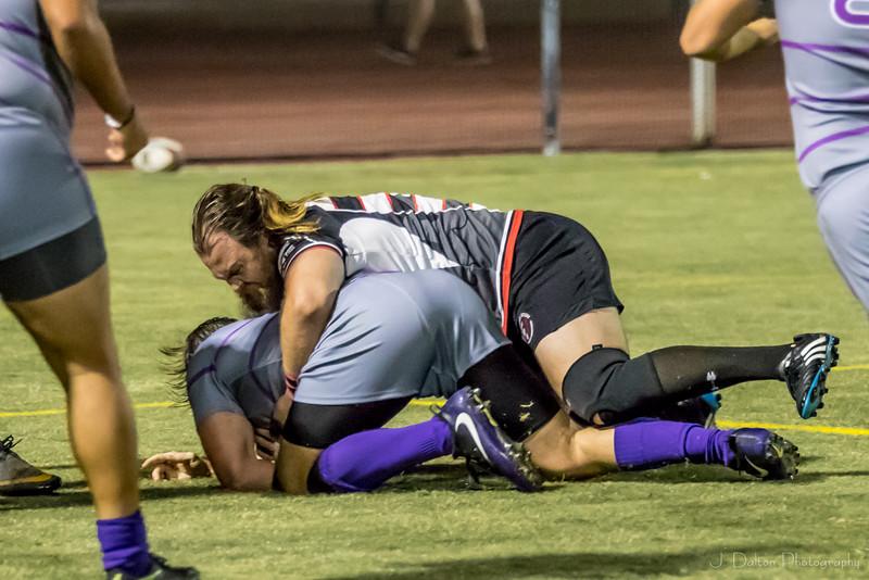 GCU v PHX Rugby 11 12 16 -34