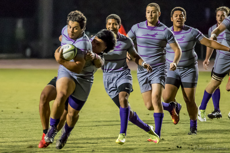 GCU v PHX Rugby 11 12 16 -10