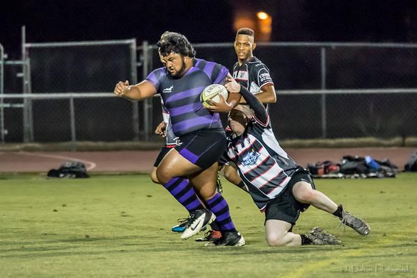 GCU v Phoenix Rugby Nov 12, 2016