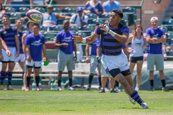 GCU v USC Rugby Bowl 2015