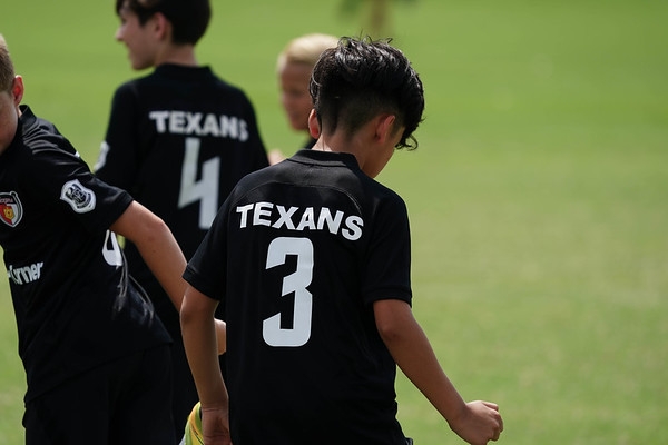 TEXANS SOCCER CLUB