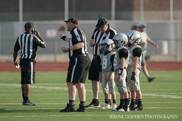 SVAA White Rock Raiders Football