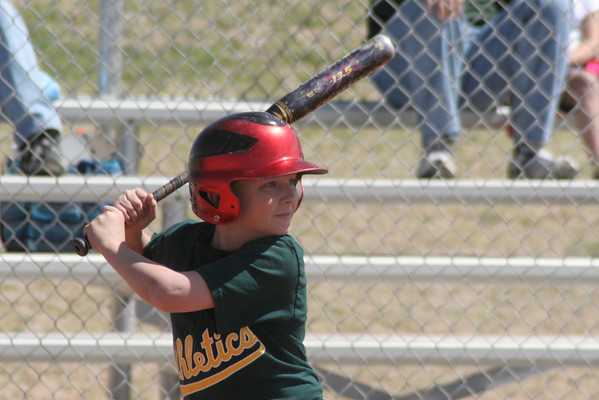 A's 2008 Little League Season