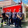 Lowell's smokin'-hot firefighters