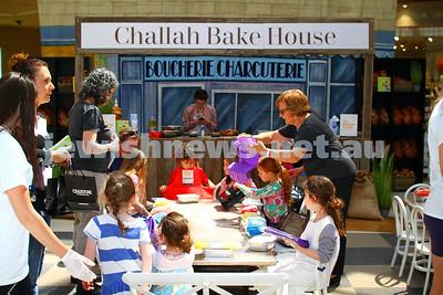Kids challah bake 2015 - Chadstone