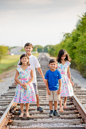 Kids on the Rails
