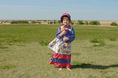 Little Maggie on the Prairie - 5