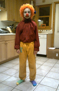 Halloween 2010. (cell phone picture)