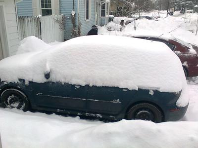 Feb 2 2011 snowstorm