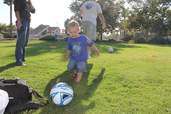 Sam Soccer 2011