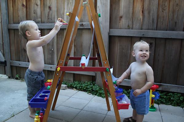 Sam and Cam Apr 2011