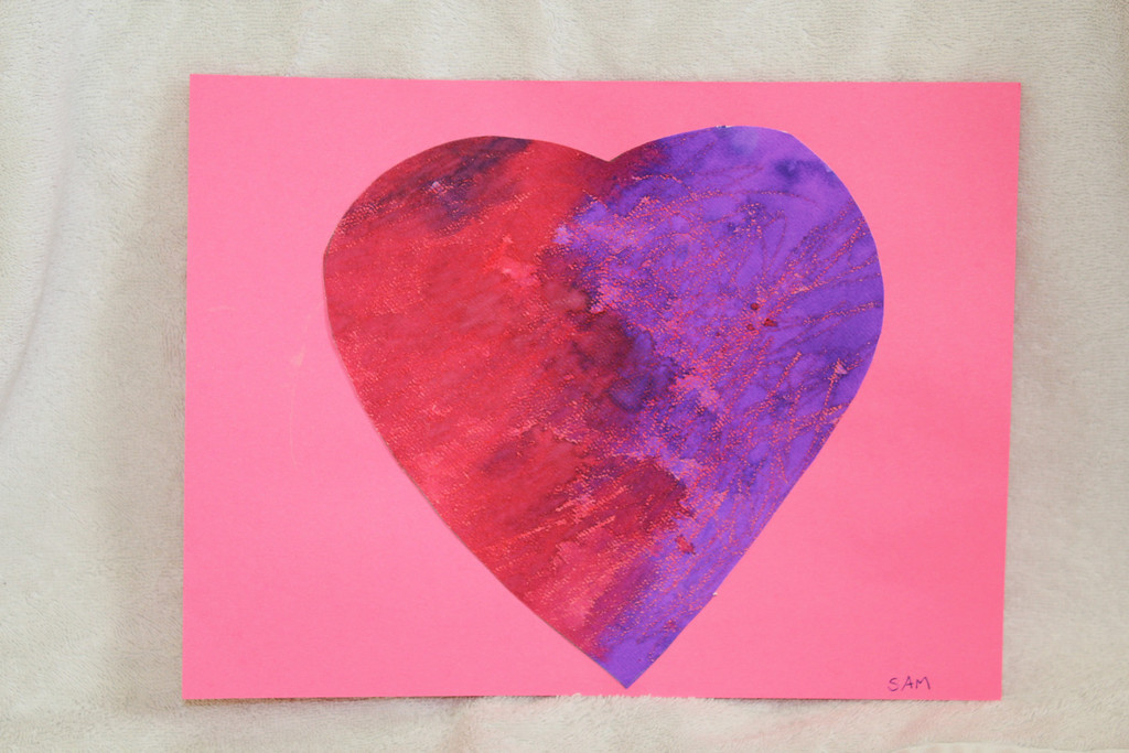 Valentines Day 2011 - Sam