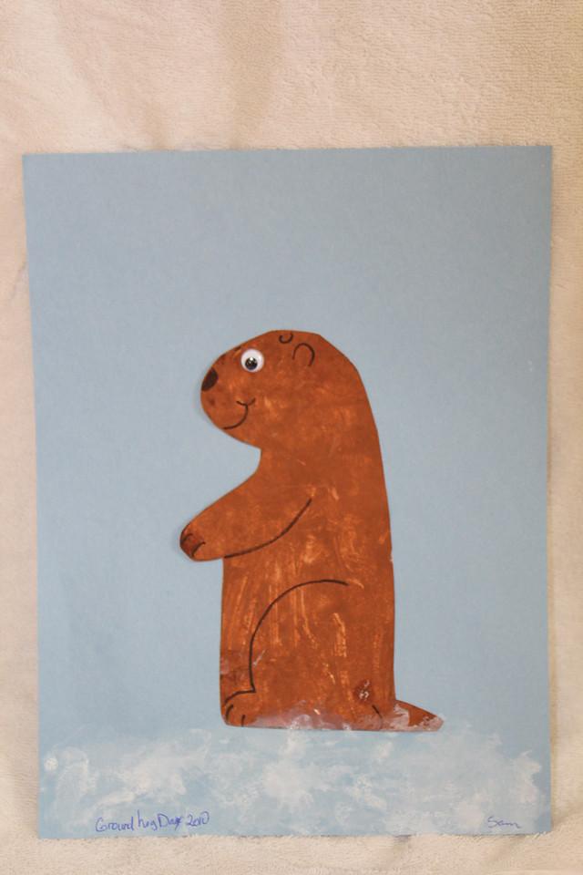 Groundhog day - 2011 Sam