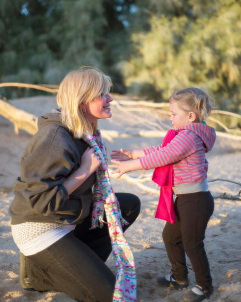 Mommy & Me Mini - Twentynine Palms, CA | Oh! MG Photography