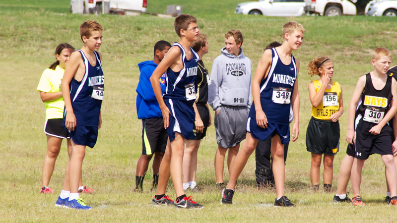 2013 JH XC at HHS 001