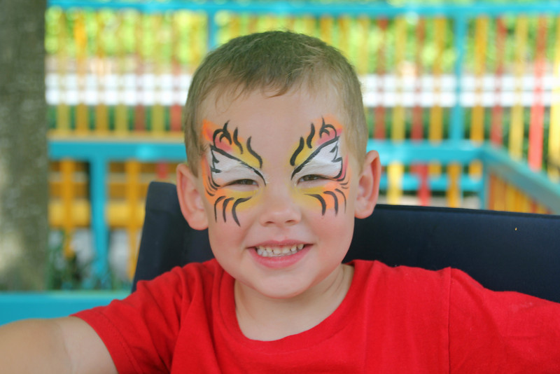 Tiger Eyes!!!