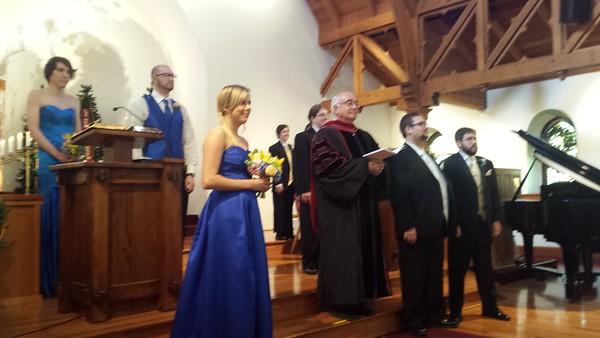 Dec - Stephanie Wedding