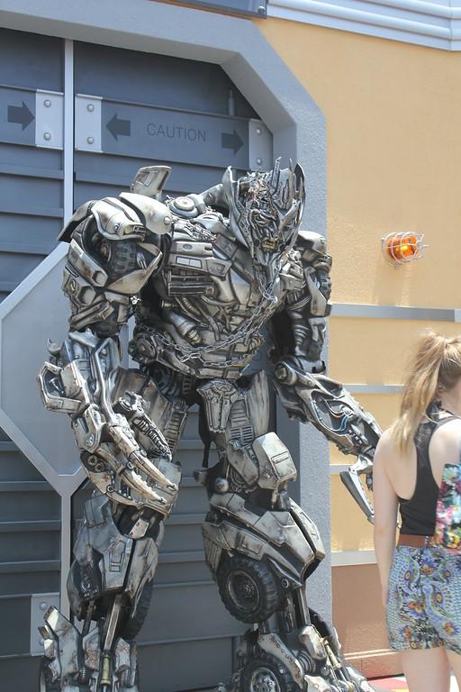 Universal Studios Jun 2015