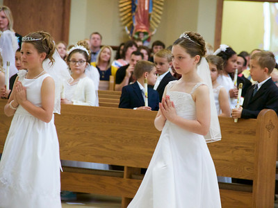 Jenna's First Communion