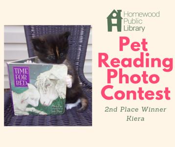 2021 Pet Reading Photo Contest Winners