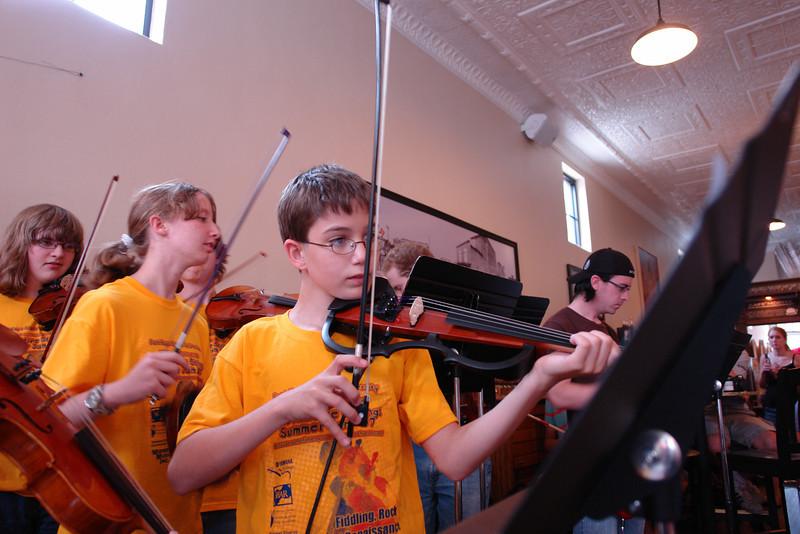 WKSA alternative strings concert - 3
