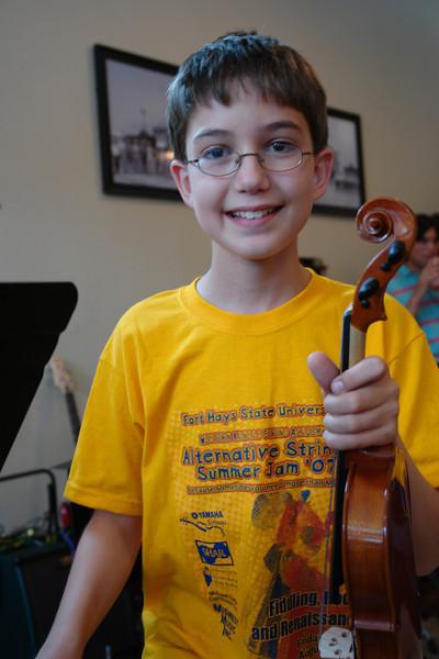 WKSA alternative strings concert - 4