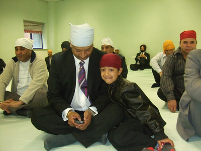 Amby's Gurdwara Event (Chapeltown, 4 Apr 10)
