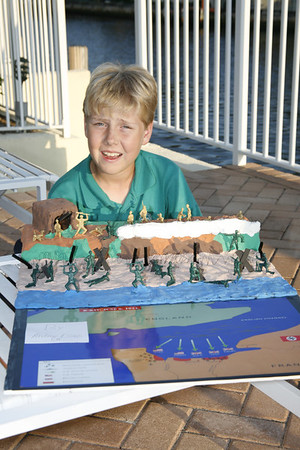 Andrew's 5th Grade Project