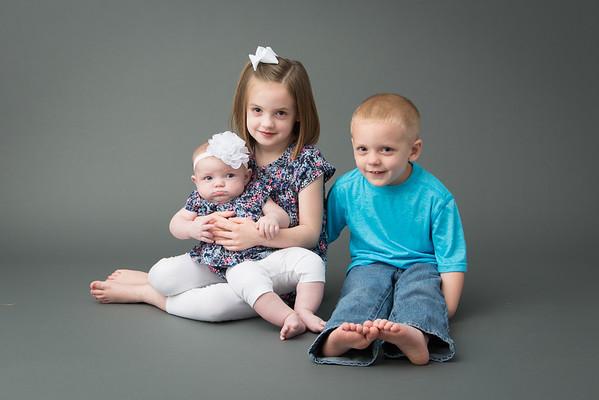 Ashley Shiflett's Kids