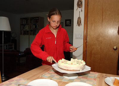 Anna's 12th birthday.