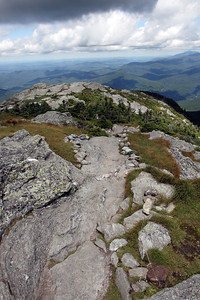 Camels Hump Hike in 2010