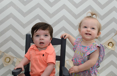 Dupers Twins-one year session