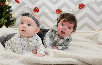 Duprest Twins 6 month