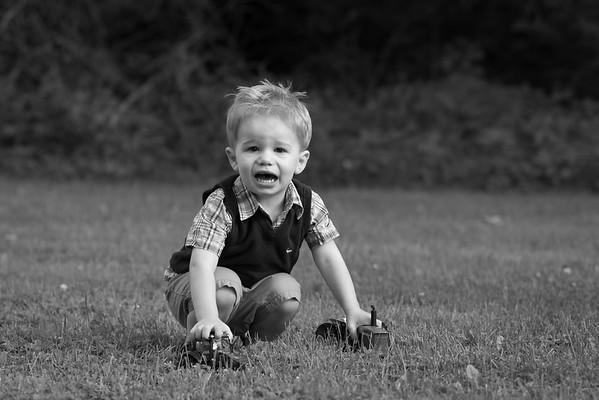 Jase Pittman - 2 Years Old