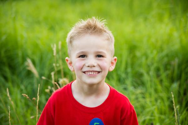 Jase Pittman Age 5