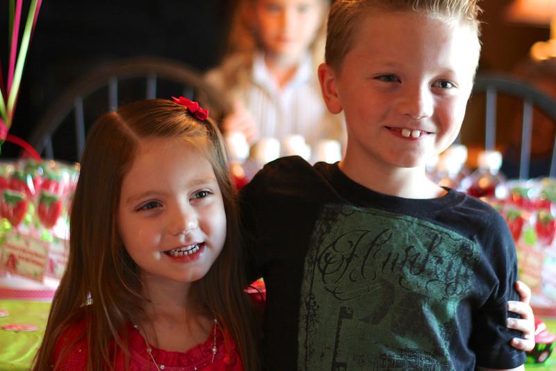 Jenna and Jensen