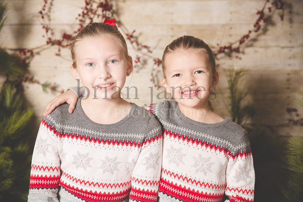 Keira & Cailyn 2017