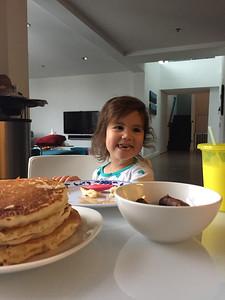 Pancakes & Rob Base