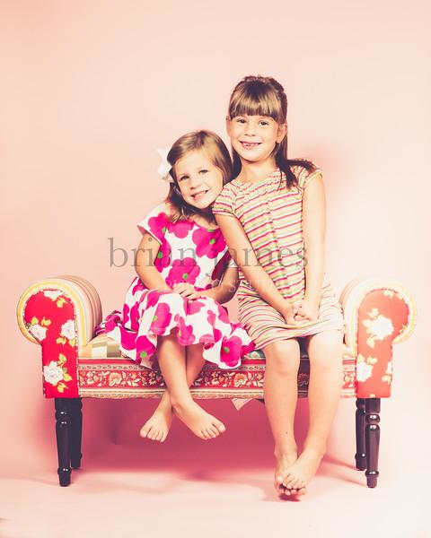 Lilly & Evlyn