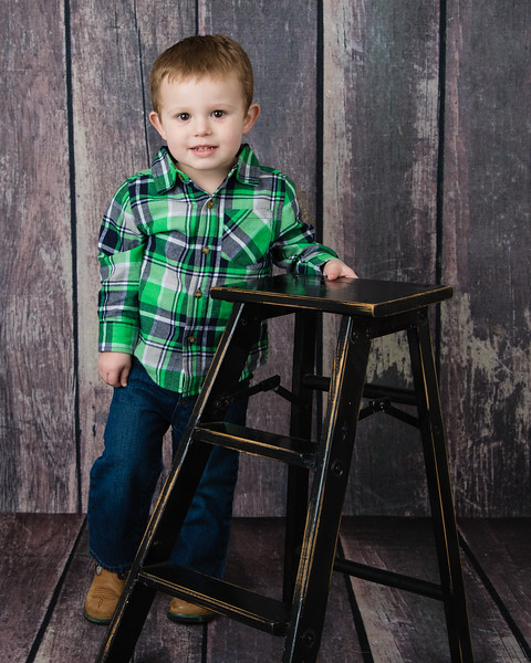 Logan Maples 2 Year Old